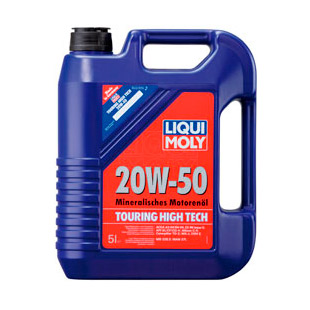 TOURING HIGH TECH MOTOROIL SAE 20W-50
