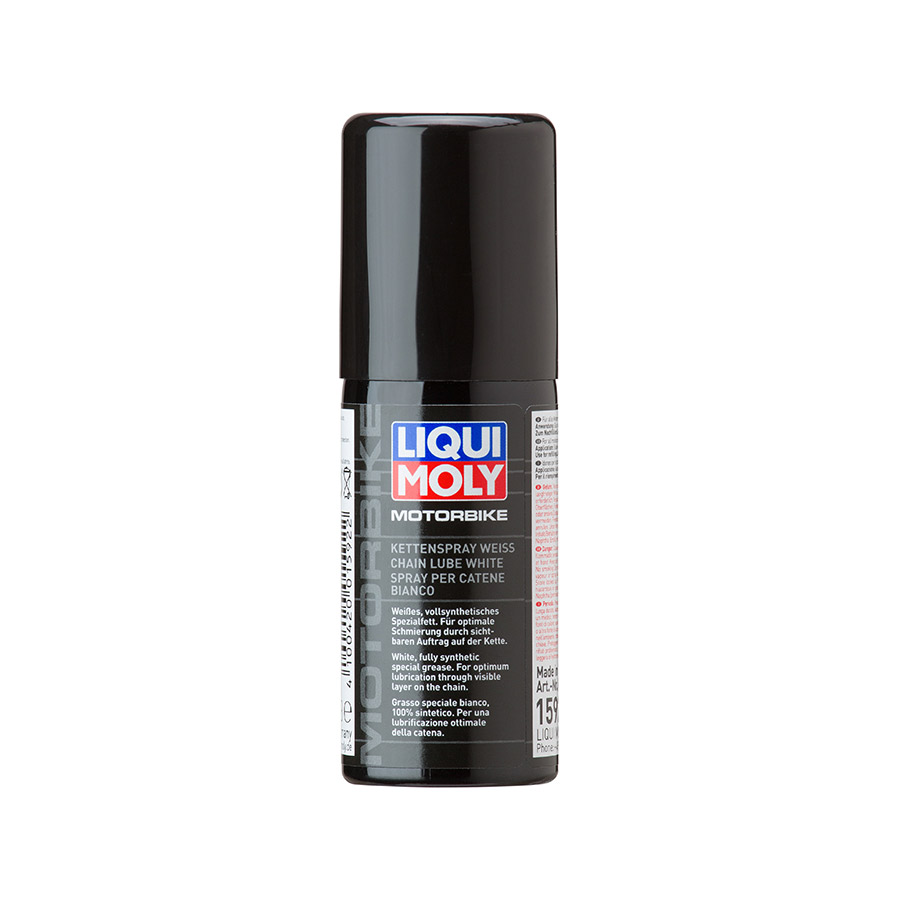 MOTORBIKE CHAIN LUBE WHITE 50 ml