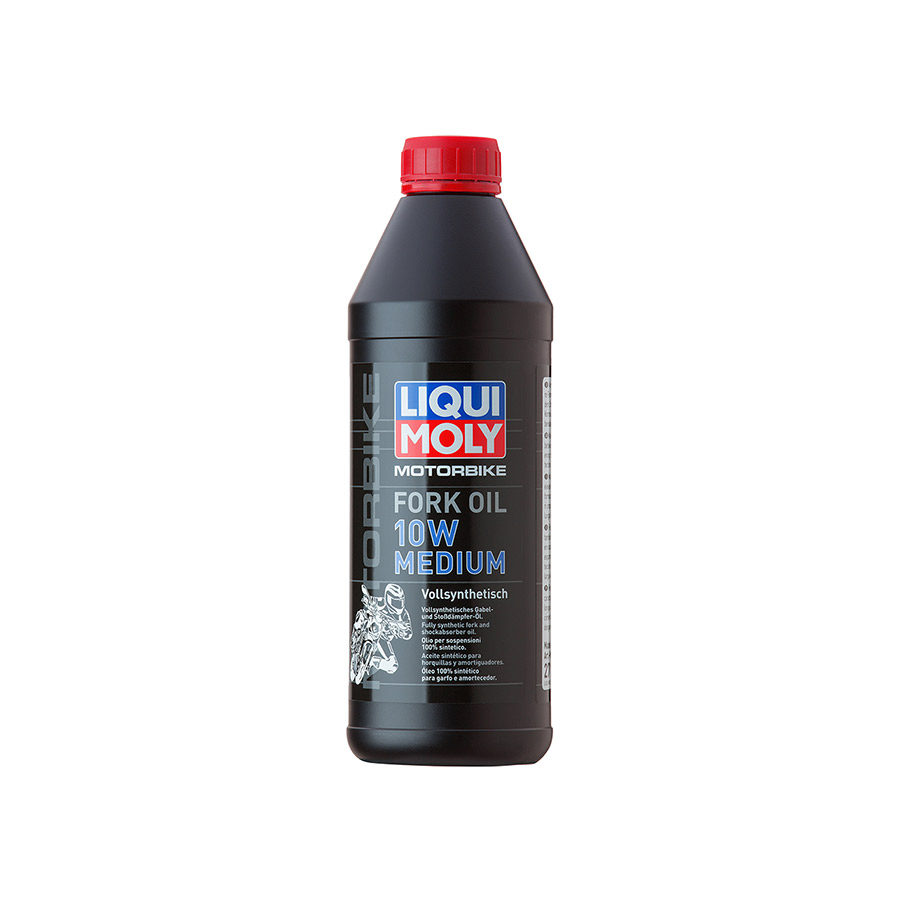 MOTORBIKE FORK OIL - SAE 10W Medium