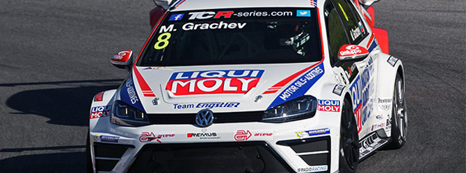 TCR Series: Calendario De Carreras 2016