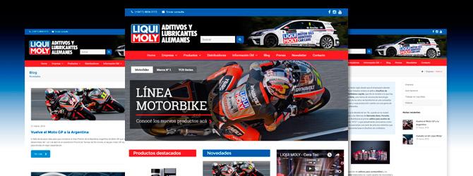 Lanzamos El Nuevo Website!