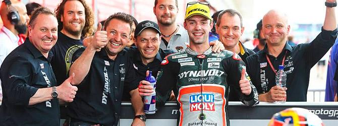 Moto GP: Jonas Folger Hizo Podio En El Gran Premio De La República Argentina