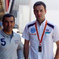 TCR Series: Podio Para El Team Liqui Moly Engstler