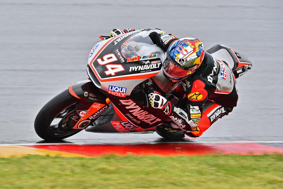 Moto GP: Jonas Folger Terminó 2do En El Grand Prix De Alemania