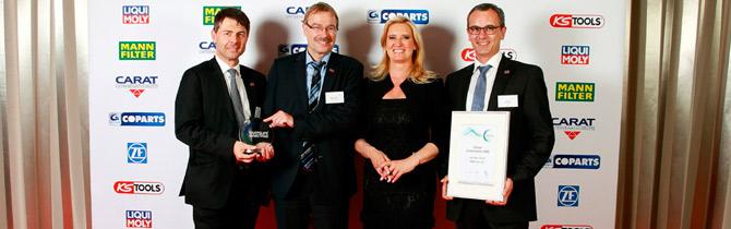 Premio Medioambiental Para Liqui Moly