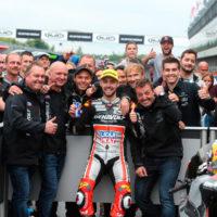 Moto GP: Jonas Folger Ganó La Final De Moto2 En Brno