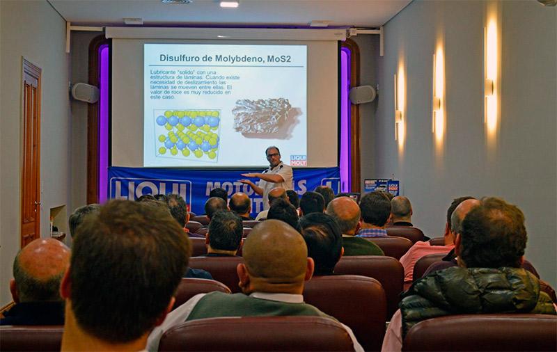 Presentación De Productos Liqui Moly En Bahía Blanca
