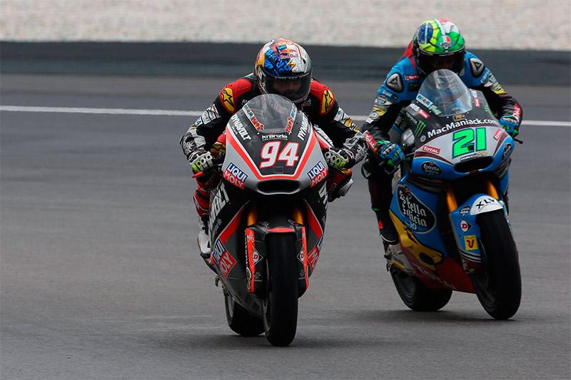 Moto GP: Quinto Podio Del Año Para Folger En Moto2