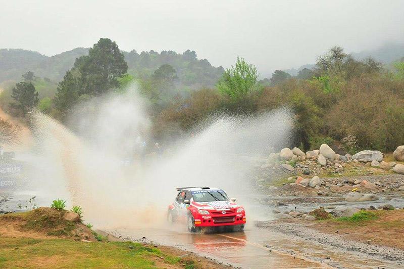 Liqui Moly En El Campeonato Rally Argentino