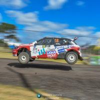 Patricia Pita Obtuvo El Primer Puesto En El Campeonato De Rally De Uruguay