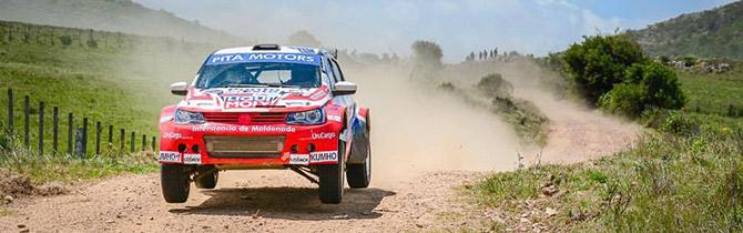 Liqui Moly En La última Fecha Del Rally Argentino