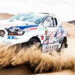 Liqui Moly En El Dakar 2018