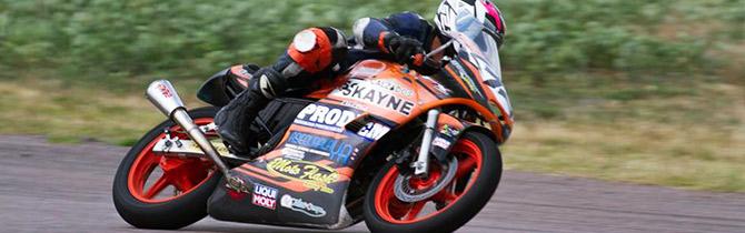 El Piloto De Moto Flash Campeón De Moto 3 Pro