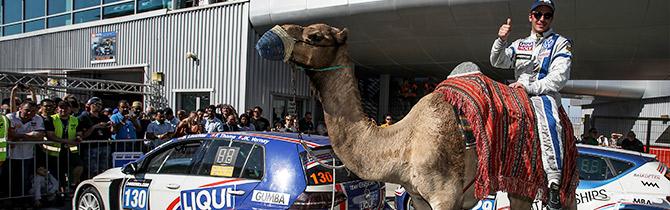 Liqui Moly Team Engstler Ganó La 24h En Dubai