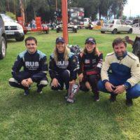 Liqui Moly En La Primera Fecha Del Campeonato De Rally Argentino