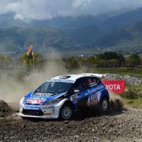 Rally Argentino: Liqui Moly Presente En Tafí Del Valle