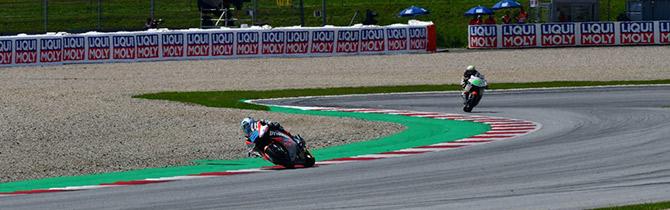 Liqui Moly Presente En El Gran Premio De Austria