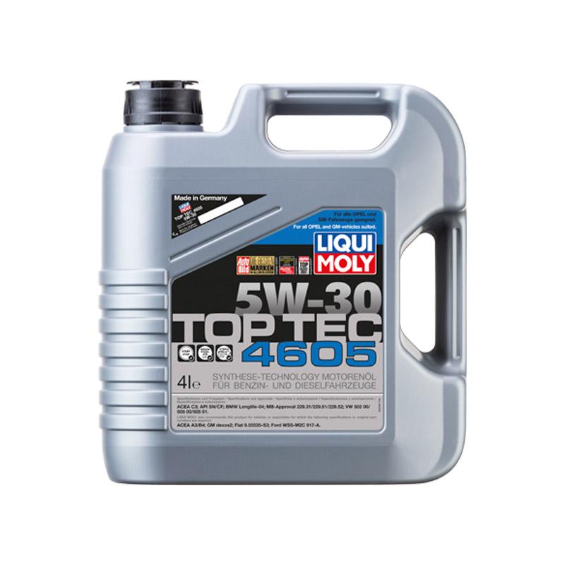 5W-30 TOP TEC 4605