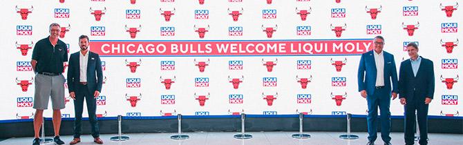 Liqui Moly & Chicago Bulls