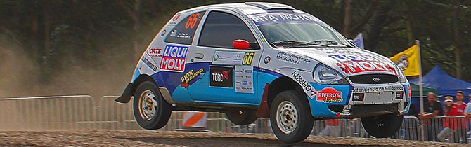 Podio Para Nuestra Piloto Pato Pita En El Rally De Punta Del Este