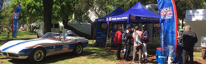 Revivimos La Exposición Autoclásica En El Hipódromo De San Isidro