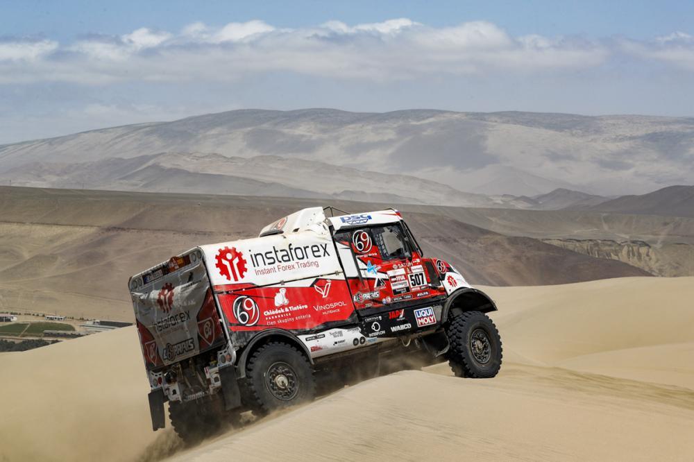 Liqui Moly Dakar 2019
