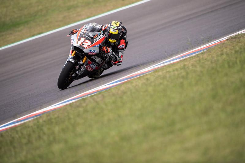 Liqui Moly Moto GP Argentina