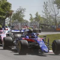 Liqui Moly Sponsor Fórmula 1 Canadá