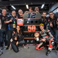 Tom Lüthi Logró Su Podio Nº 50 De Moto2 En Motegi