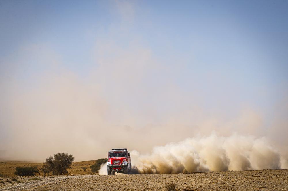 Liqui Moly Acompañó Al Piloto Ales Loprais En El Rally Dakar 2020