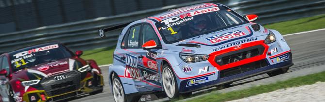 Primer triunfo del año para el Hyundai Team Engstler