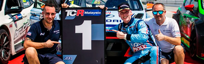 El Team Liqui Moly Engstler Se Coronó Campeón En Malasia