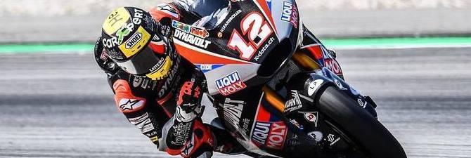 Esperando El Reinicio De MotoGP