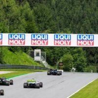 Liqui Moly Sponsor Oficial Fórmula 1