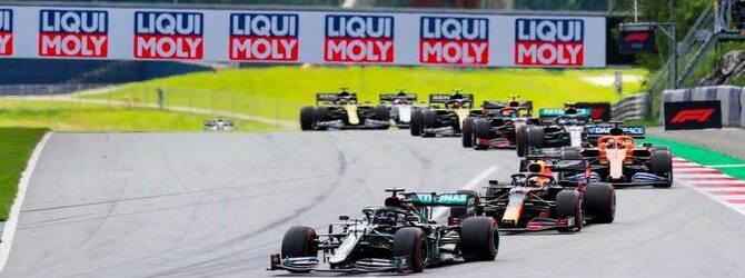 Retomó La F1 Y Liqui Moly Continua Como Sponsor Oficial