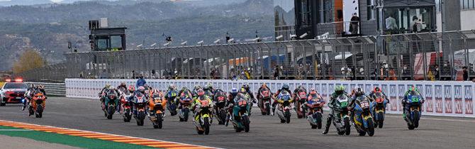 MotoGP: Liqui Moly Sponsor Principal En El Gran Premio De Teruel