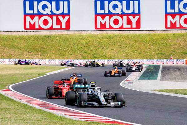 Comienza El Campeonato F1 Y MotoGP De La Mano De Liqui Moly