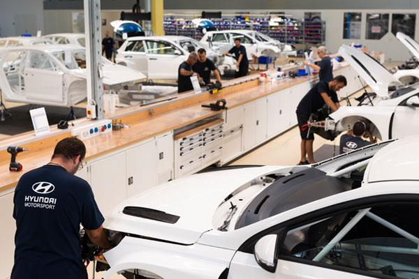 Liqui Moly proveedor oficial de Hyundai Motorsport Customer Racing