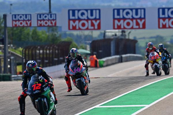 Liqui Moly: Sponsor Oficial Del Gran Premio De Alemania