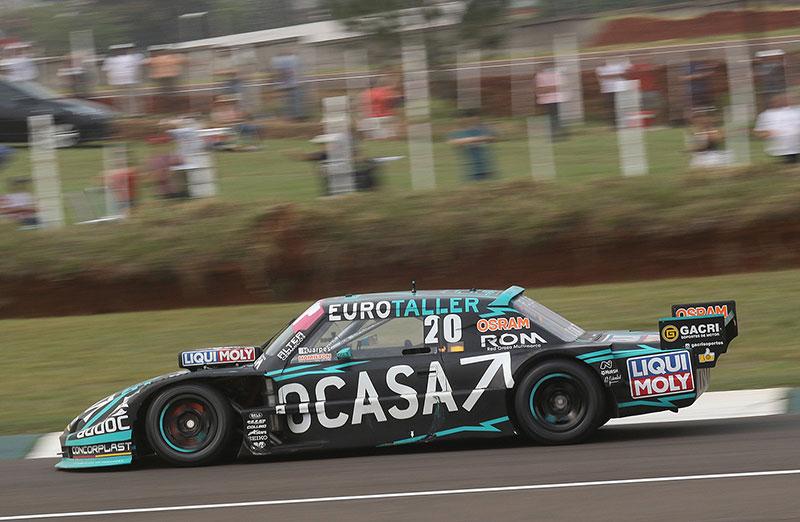 Leonel Pernía Clasificó A La Copa De Oro TC 2021